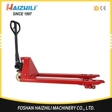 Brand new forklifts hand pallet truck with brake