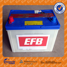 CE Standard automative accessories for vehicle car battery
