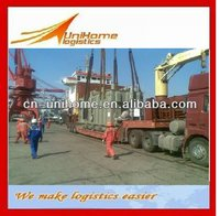 Project cargo/break bulk/oversized cargo from shanghai, china to Lobito
