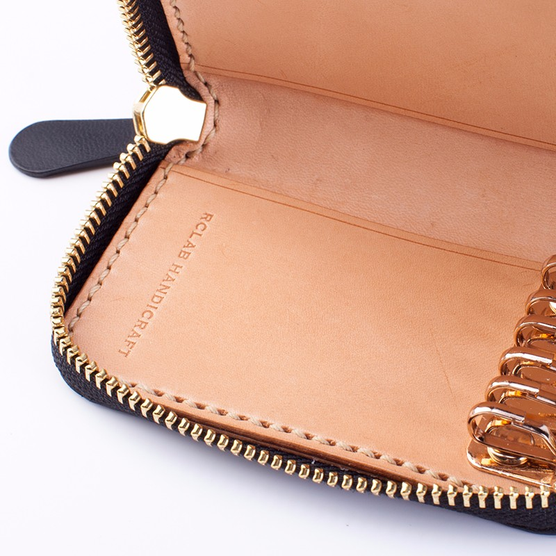 leather key holder 10