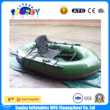 2016 Hot Sale New Product Mini Fly Fishing Boat Float Tube Inflatable Pontoon Boat