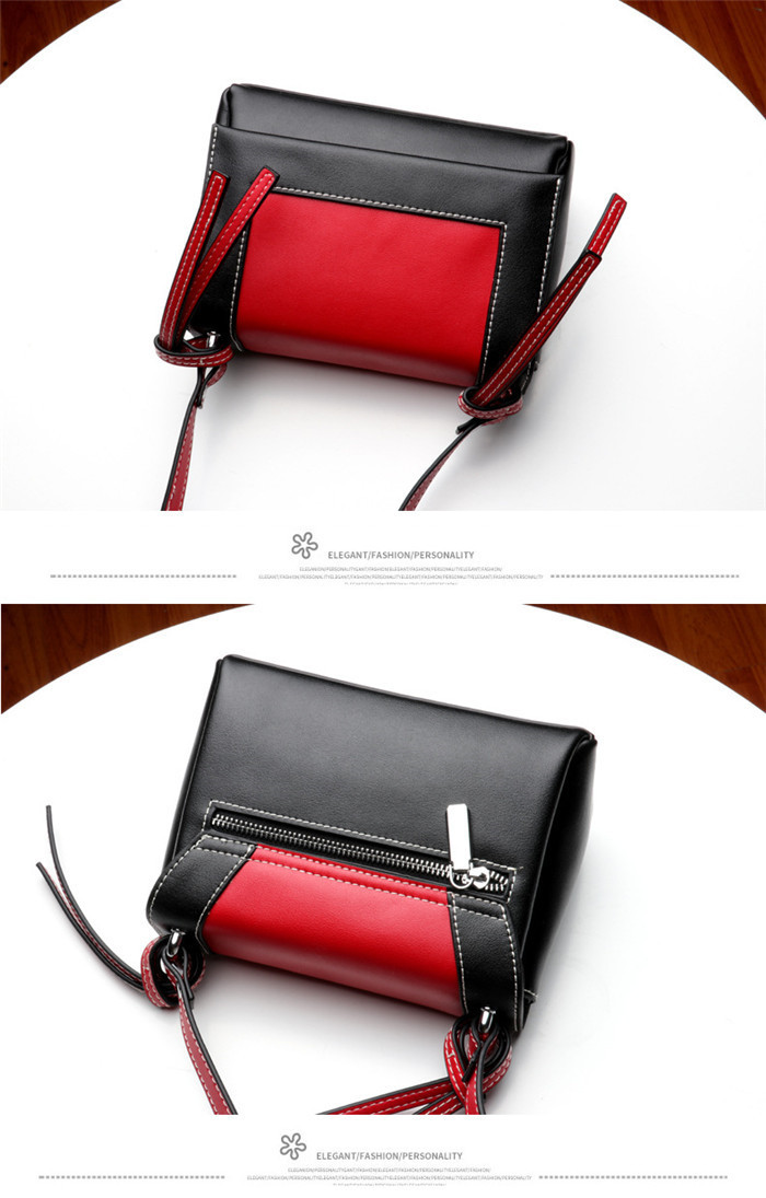 Latest Design genuine leather lady shoulder bag women bags_9