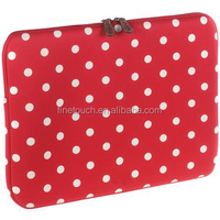 Colorful Notebook Laptop Sleeve Case Bag Pouch neoprene laptop cover
