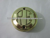 ROYAL ENFIELD NEW BRASS DISTRIBUTOR COVER