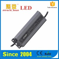 CE ROHS IP67 Outdoor Using Constant voltage Switching DC 12V led driver 60W with 2 years warranty