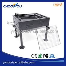Low price new outdoor concrete bbq grills charcoal