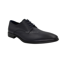 2017 New style cheap men's leather navy dress shoes