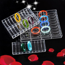 High quality transparent acrylic bracelet display holder made in China