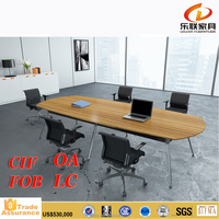 Office desk specification meeating conference table for 8 persons