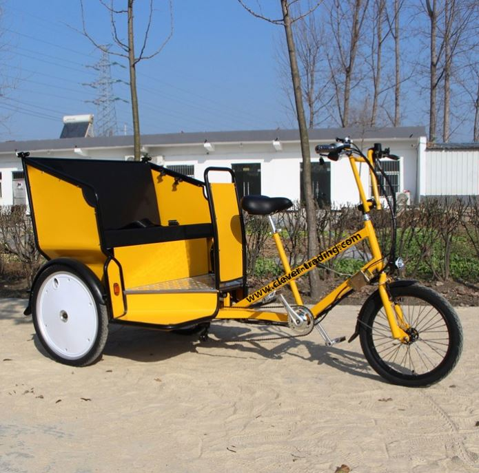 China Manufacturer Old Cycle Rickshaws For Sale Pedal