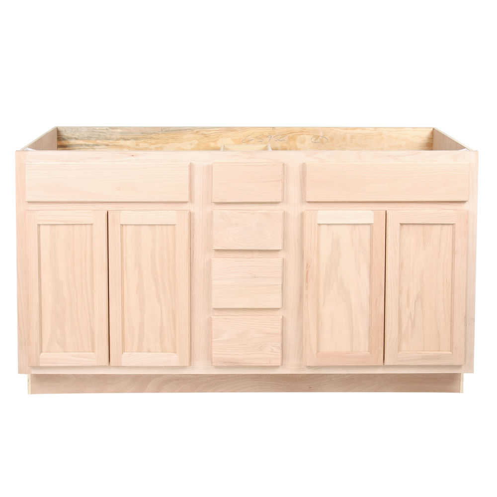 Wholesale unfinished cabinets online buy best unfinished cabinets from china wholesalers for Unfinished wood bathroom cabinets