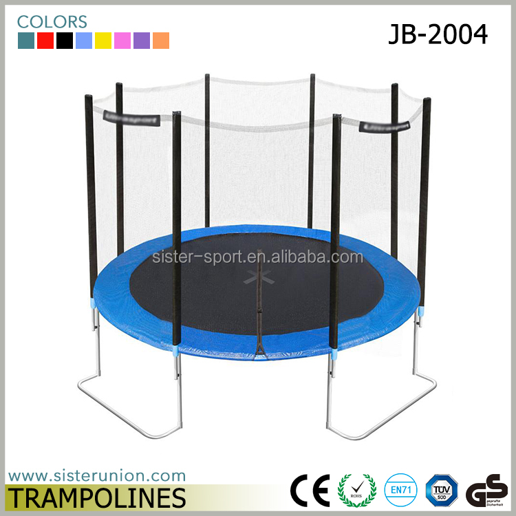 Fashion Commercial Indoor Large Backyard King Trampoline,pink mini trampoline