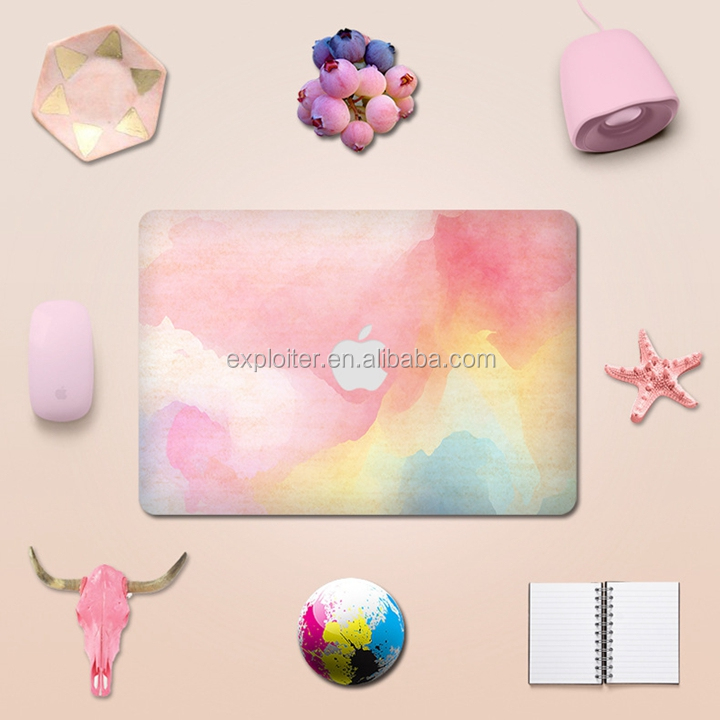 Low price removable customized print for cute laptop skin