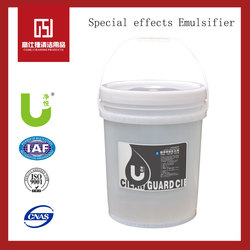 Coski Liquid Emulsifier for Removing Grease and Oil on Fabrics