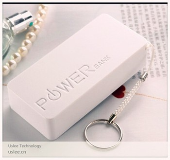 mobile power bank charger 5000mah square power bank triangle power bank