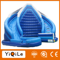 YIQILE outdoor playground inflatable slide game for commercial use