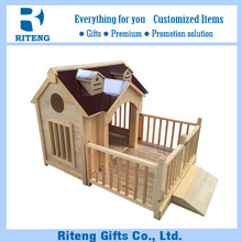 China wooden dog kennel buildings