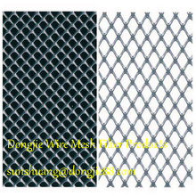 ISO certificate protective sheet expanded metal mesh