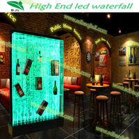custom acrylic display stands led aquarium cabinets restaurant furniture suppliers