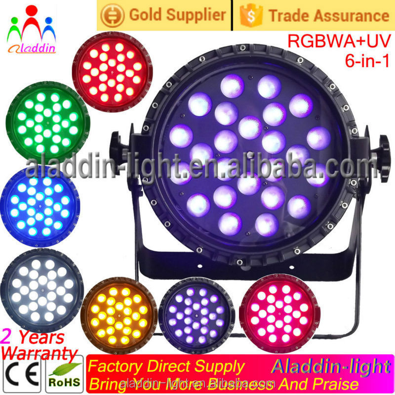 SAA CE ROHS Par 38 gu10 12w led stage light warm white