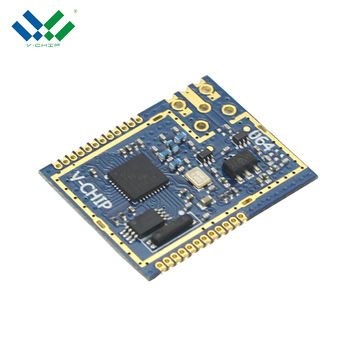 868mhz CC1110 20Dbm Long distance 1000M 433mhz 915mhz rf wireless transmitter module