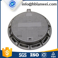 Foundry Locking Ductile Cast Iron Manhole Cover