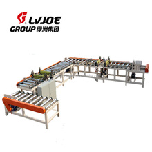 small machine big profit pvc interior decorative wall gypsum board laminating machine /production line equipment
