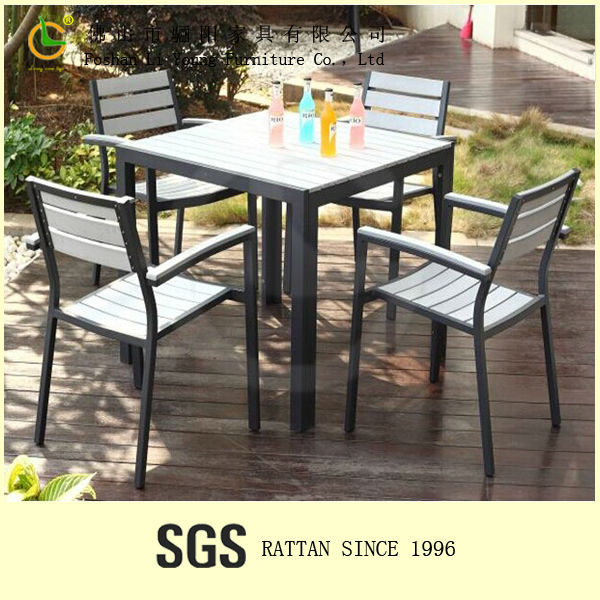 sale cheap plastic tables and chairs LG-WS-010