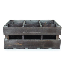 Customized Size cheap wood crate wholesale