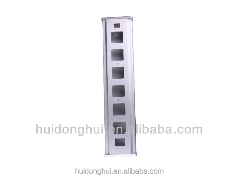 2014 new Customized Aluminum Box For Electronic Product Enclosure