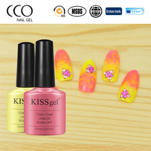 CCO new 7.3ml 24 colors temperature change color nail polish thermal gel polish