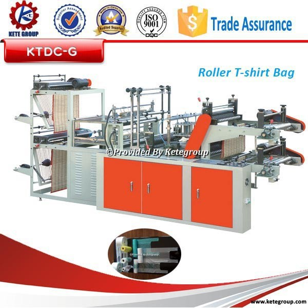 Computer control Plastic Rubbish Bag Making Machine