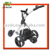 Germany remote control 3 wheels push golf trolley