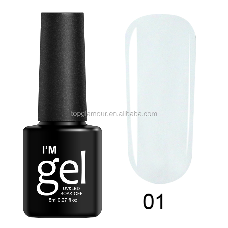 8ML Soak Off UV Led Nail Polish UV <strong>Gel</strong>