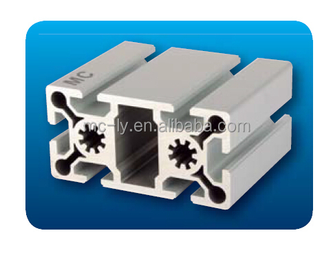 OEM industrial aluminum extrusion profile for assembling frame