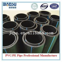 hdpe100 pipe tube for water supply