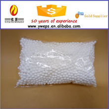 High quality EPS polystyrene beads/styrofoam beads/polystyrene granules for sale