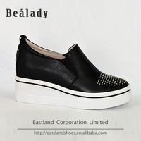 New design fashion women casual sport shoes and sneakers
