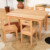Cubby Plan LMMS-020 New High Quality Solid Beech Preschool Furniture Wood Kid Table