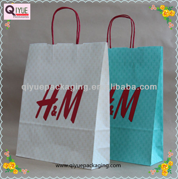 thin paper bags packaging