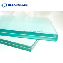 PVB FILM Colored Laminated Glass Price 6.38mm 8.38mm 10.38mm thick with High Quality from HEXAD GLASS AND HEXAD INDUSTRIES