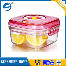 Vacuum Food Storage Canister Set/Freezer Food Storage Boxes/Baby Food Storage