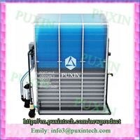 portable PUXIN pvc anaerobic reactor for wastewater treatment