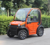 2 seat small electric passenger car cheap electric cars four wheel electric car for sale
