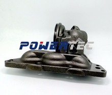 Garrett GT1238S turbine housing for Smart Fortwo Roadster MC01 45kw Turbo exhaust manifold 727211 / 727211-5001S / A1600960999