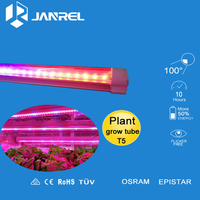 Greenhouse,Hydroponics integrated t8 led plant grow tube light 2016 hot sale t8 led tube light price