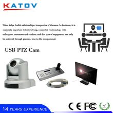 HD ptz camera 10X Optical Zoom (KT-HD30DU) PTZ Video Conference Camera easy control for video conferencing