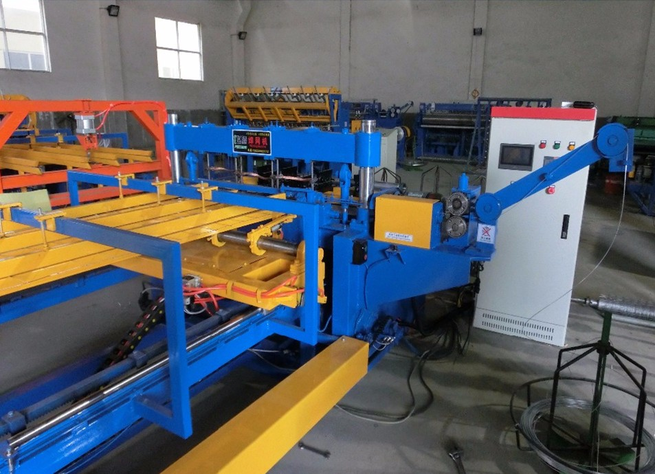Best price brick force mesh machine manufacture China supplier