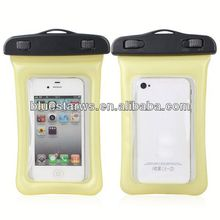 Customs cell phone case Watertight bag for iphone5 swimsuit waterproof bag