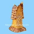 Hot Selling Christmas Ceramic Hut Tiki Mug